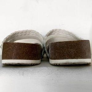 Circus by Sam Edelman Shoes - CIRCUS BY SAM EDELMAN OAKLEY FOOTBED SANDALS SZ 7